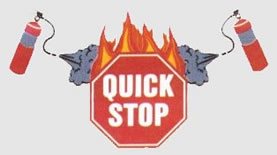 Quick Stop Fire Protection Logo